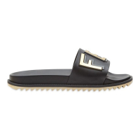 Fendi Men's 'Logo' Slides