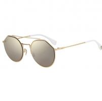 Fendi 'Oval' Sunglasses