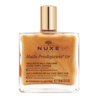 Nuxe 'Huile Prodigieuse®  Or - Multi-Fonctions (Visage, Corps, Cheveux' Dry Oil - 50 ml