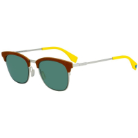 Fendi Men's 'Qbic' Sunglasses