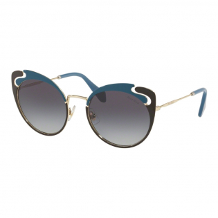 Women's 'MU 57TS C055D1 54' Sunglasses